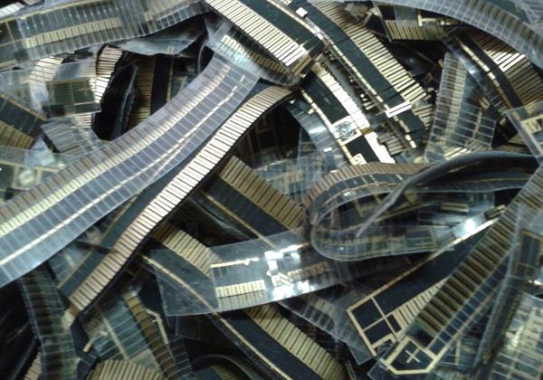 IC 含金邊料回收